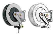 Air-Water Antifreeze Hose Reels - 300 PSI