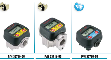 Electronic Meters - Deisel & Antifreeze