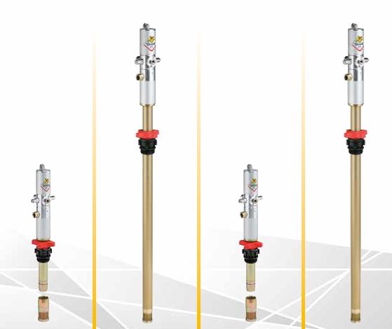Raasm Series 238 air-operated oil pumps